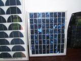 Поликристаллическая панель фотоэлемента