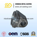 Carcaça personalizada do cilindro hidráulico da precisão