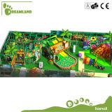 Equipamento interno barato do campo de jogos de Playland de 2017 crianças internas novas para miúdos