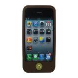 Caisse de silicone pour l'iPhone (WD-IPC035)