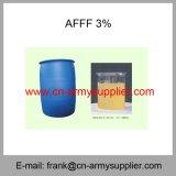 Concentré résistant de mousse de Fluoro-Protéine d'alcool de viscosité inférieure des Produits-Afff 1%-Afff 3%-Afff 6%-Afff d'incendie
