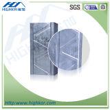 Acero galvanizado Perfiles de yeso normal del poste del metal