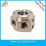 Точность нержавеющей стали филируя часть CNC подвергая механической обработке для автомобиля, частей Lathe CNC
