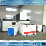 Alta precisión en voladizo tipo de chorro de agua de la máquina de corte