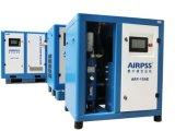 16m3 / Min, 110kw, 564cfm, 150HP silencioso compresor de aire de tornillo rotativo