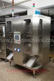 Machine à emballer automatique de voie de jus de l'eau de beurre de Masala de ketchup de pétrole liquide de gel double avec le cachetage remplissant