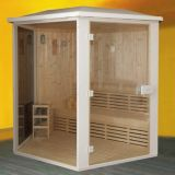 옥외 2명의 사람 가족 휴대용 건조한 Sauna 온천장 장비
