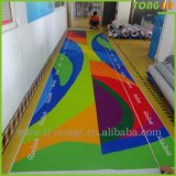 Bandiera professionale del tessuto di Frontlit della bandierina di spiaggia di disegno