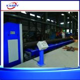 CNC de Scherpe Machine van de Vlam van het Plasma voor Vloeistaal om Pijp