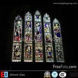 Vidro da igreja/vidro manchado