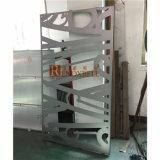 Dekoratives Aluminium durchlöcherte Blatt für Fassade-/Wand-Umhüllung-Gebrauch