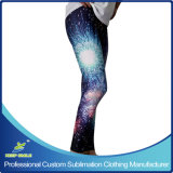 Nach Maß Sublimation-Frauen-Form kleidet Legging