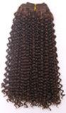 Tessuto dei capelli umani di 100% (FJS-12)