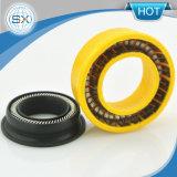 Tipo selos energizados de 63*50*10 O de PTFE/Teflon mola hidráulica