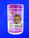 新しいDesign 80PCS Barrel Packing Baby Wipes