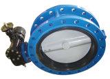 Волочение вафли клапан-бабочки и ый тип концентрический клапан или двойные ексцентрическые клапаны Pn10 Pn16 Pn25
