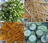 Máquina de estaca FC-301, fatia, tira & cubo vegetais Multi-Function