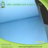 Белизна и Blue Color 2.3mm Polyester Plywood для Индонесии