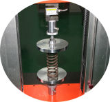 Máquina elástica material motorizada do teste (HZ-1004D)