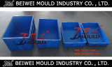 Injection Plastic Turnover Box Mould
