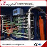 Печь электрической индукции частоты средства 1 тонны плавя
