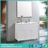 Blanco Color de la pared de baño montado sistemas de la vanidad del gabinete (LT-C8008)