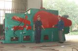Шредер барабанчика большой емкости Ly-2113A деревянный Chipper