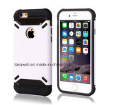 iPhone 5s/Se/6/6s CellかMobile Phone Cover CaseのためのSlimすばらしいHard Shockproofの重義務Armor Case