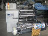 Крен ярлыка Rtfq-600/800A широкий к машине малой бумаги Rolls разрезая