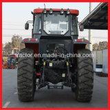125HP o trator agricultural, quatro rodou o trator de exploração agrícola (KAT 1254)