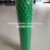 Plastikineinander greifen-flaches Plastiknetz