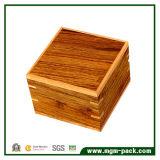 Коробка ювелирных изделий Rosewood высокого качества с СИД