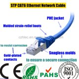 LAN Cat5e STP Network Cable van RoHS 1000Mbps voor Ethernet (SY118)