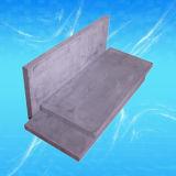 Placa de grafite de alta densidade 1,91g para eletrodo de EDM
