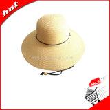 Неповоротливый шлем женщины Sun бумаги шлема сторновки