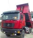 Shacman D'long 6x4 420HP 30t~50tのダンプトラックかダンプカートラック