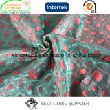 Steinjacquardwebstuhl-Futter der form-55%Polyester 45%Viscose für Männer; S-Kleid