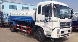 Dongfeng 4X2 10000 da água litros de caminhão de tanque com Scissor o caminhão da plataforma do elevador