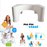 Badezimmer-Fuss-Schemel-Squatty Potty Toiletten-Hocke-Plastikschemel