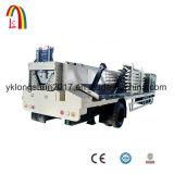 1250-800 machine en acier de construction d'entrepôt de voûte de Frameless de longue couleur d'envergure