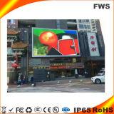 L'alta definizione esterna lo schermo di visualizzazione del LED del Governo P8 della pressofusione