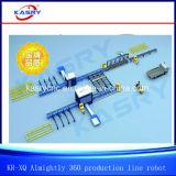 Tubo quadrato multifunzionale del tubo/tagliatrice d'acciaio del plasma di CNC di profilo
