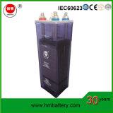 GZ300 Ni-CD Batterie alcaline à moyenne fréquence pour UPS, centrale électrique, contrôle de turbine à gaz