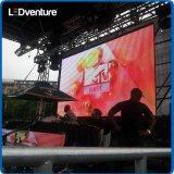 Сбывание крытого экрана дисплея празднества СИД полного цвета арендного горячее