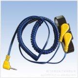 Bracelet en métal ajustable avec cordon enroulé