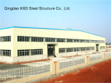 Fabbrica prefabbricata dell'indumento del gruppo di lavoro della struttura d'acciaio (KXD-SSB62)