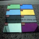 espelho colorido espelho da beleza do espelho da prata do espelho da arte de 3-6mm (M-7)