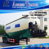 3 Radachse 29.8t Low Density Bulk Cement Tank Semi Truck Trailer (65m³) (LAT9402GFL)