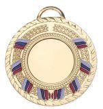 Medaglia in lega di zinco di colore dell'oro