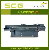 Impressora UV leve do grande formato do diodo emissor de luz das máquinas novas